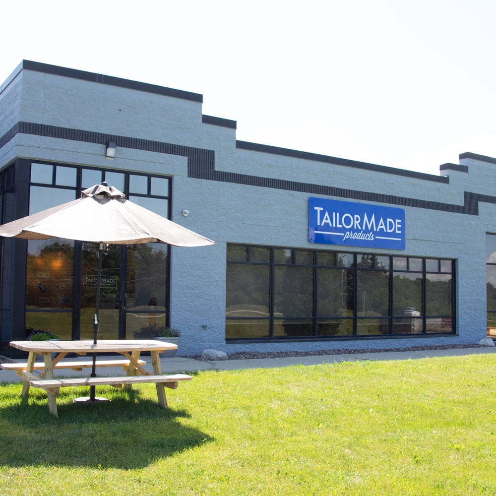 Tailor Made Products building