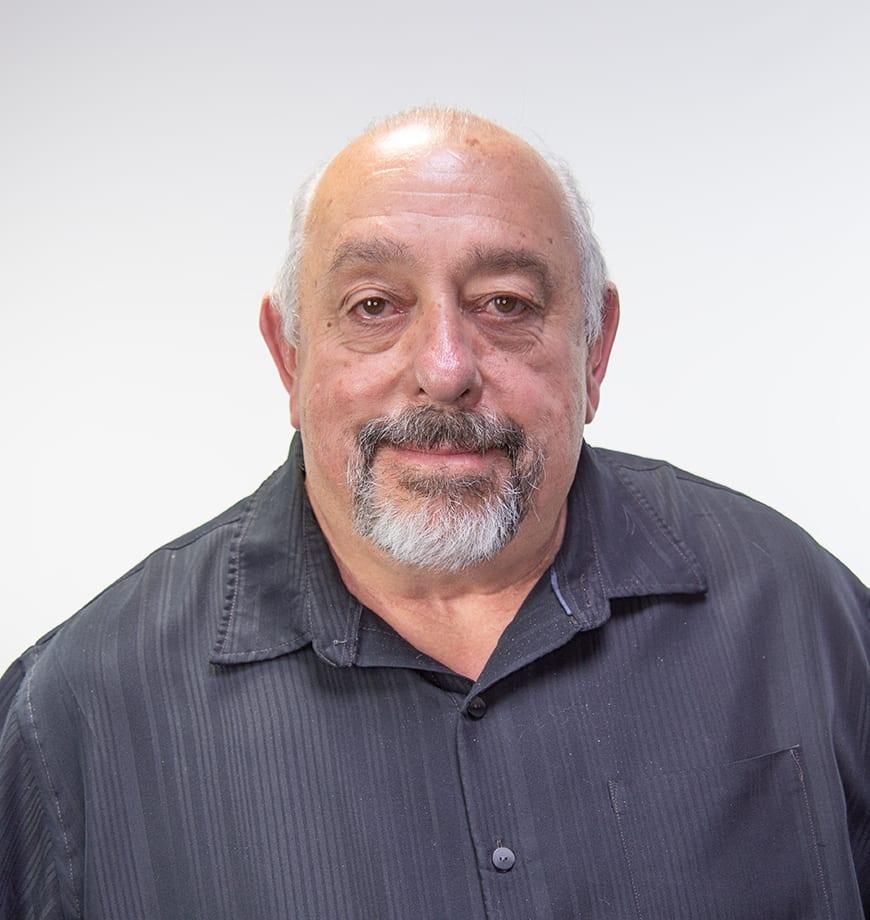 Larry Glass headshot